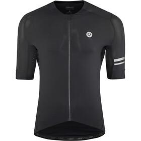 AGU Premium Maillot de cyclisme à manches courtes Homme, black